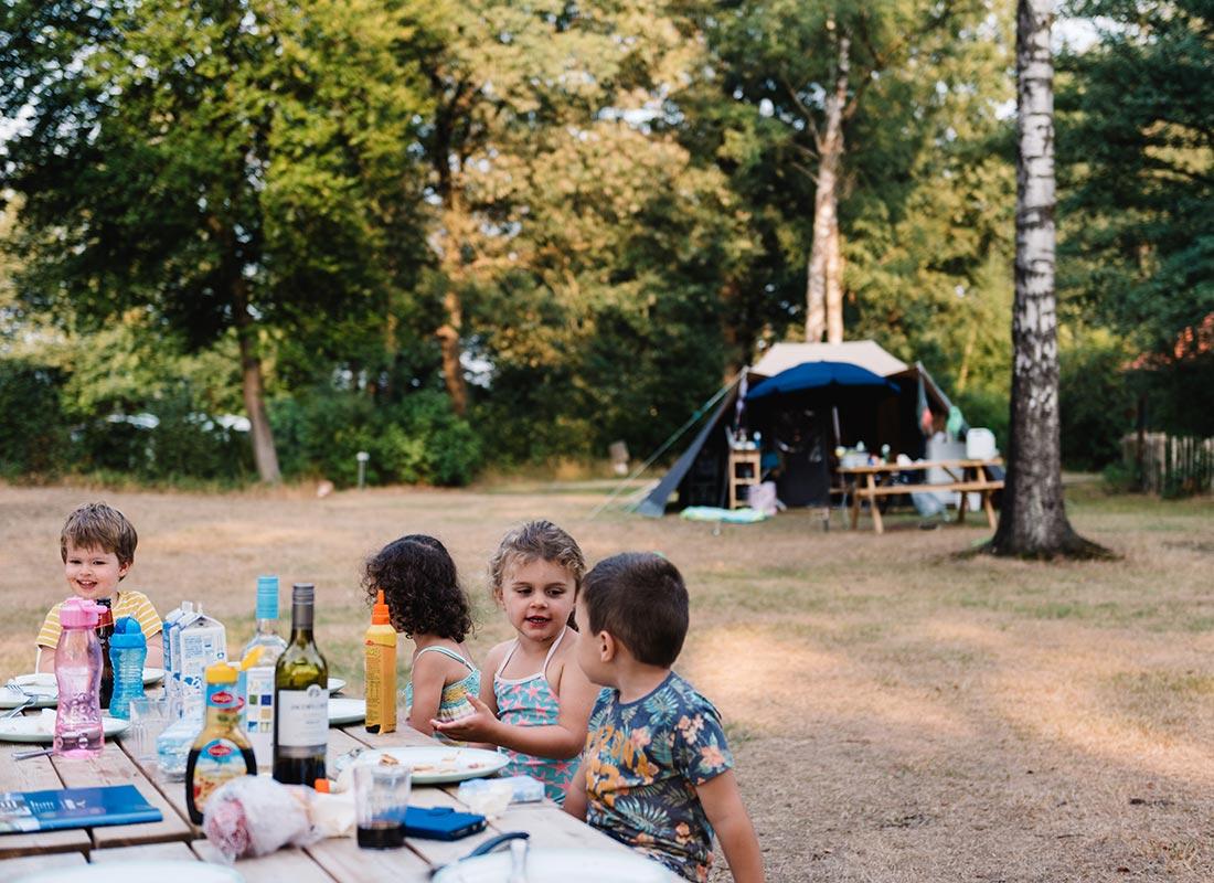 Camping Lolotte Eenouderveld De Waard 1