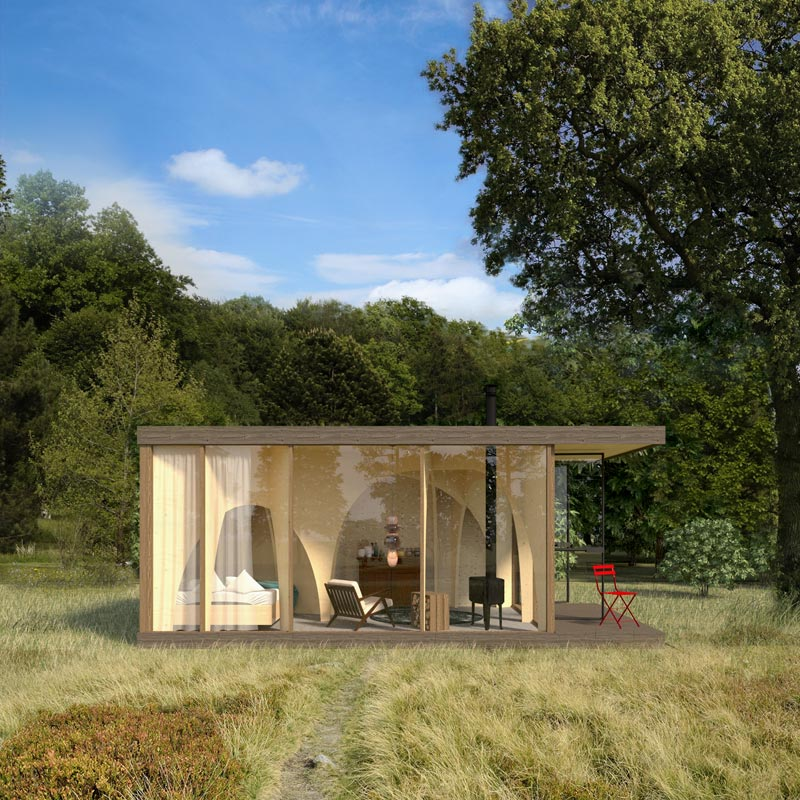 Het Bos Roept ecolodge