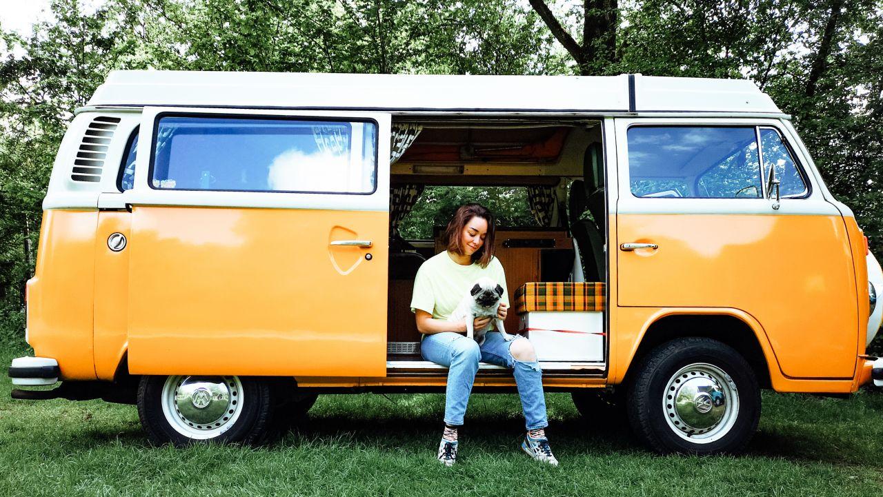 De Volkswagenbus Mr. Orange7