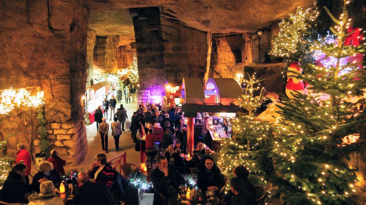 Kerststad Valkenburg Soetkees