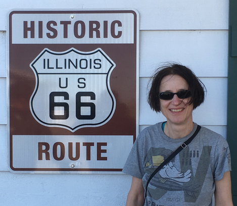 Route 66 Martine Piket2
