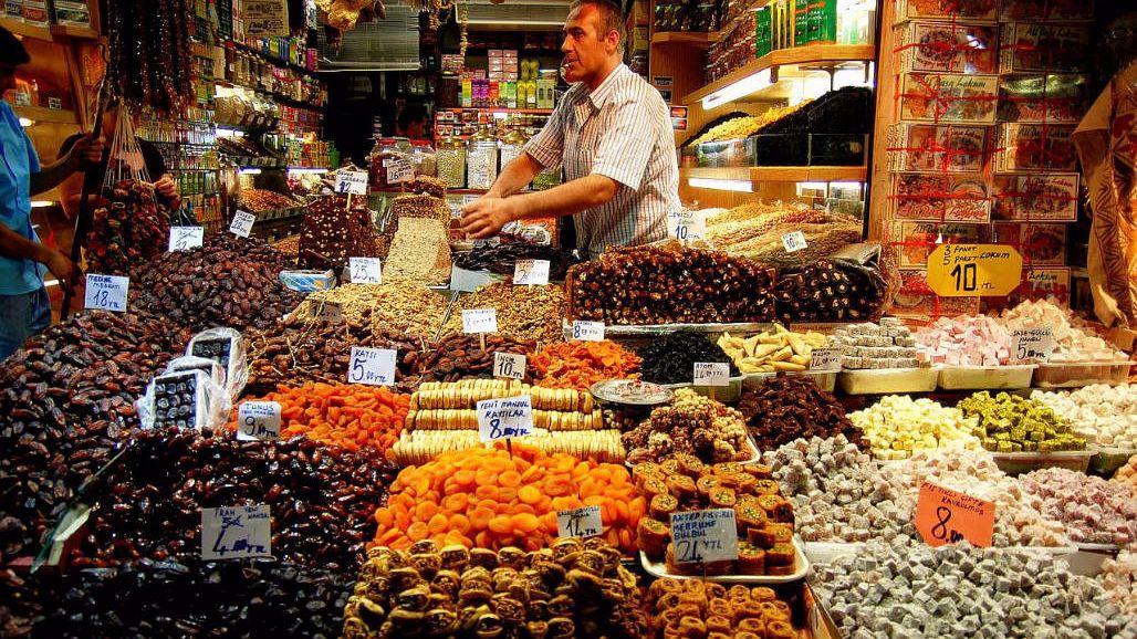 Istanbul spice bazaar 02