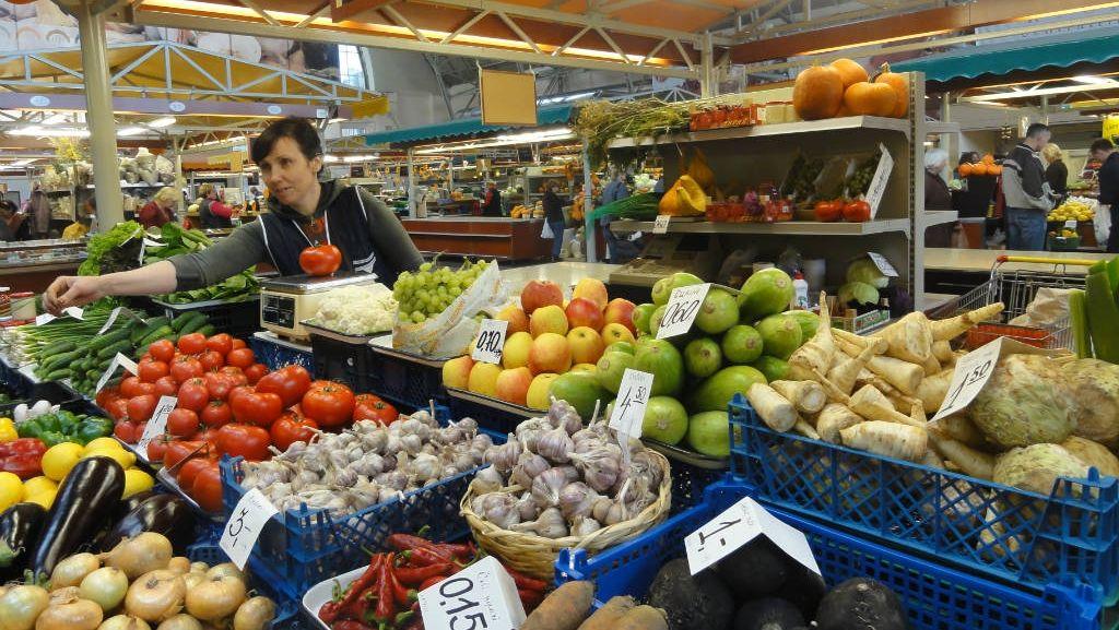 Riga Centrale Markt