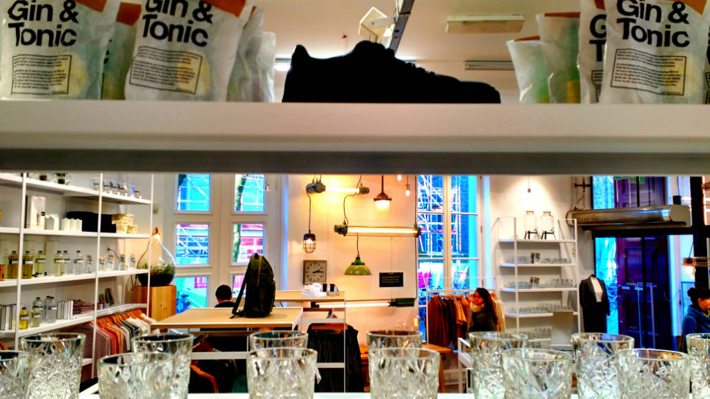 Conceptstore Hutspot Utrecht