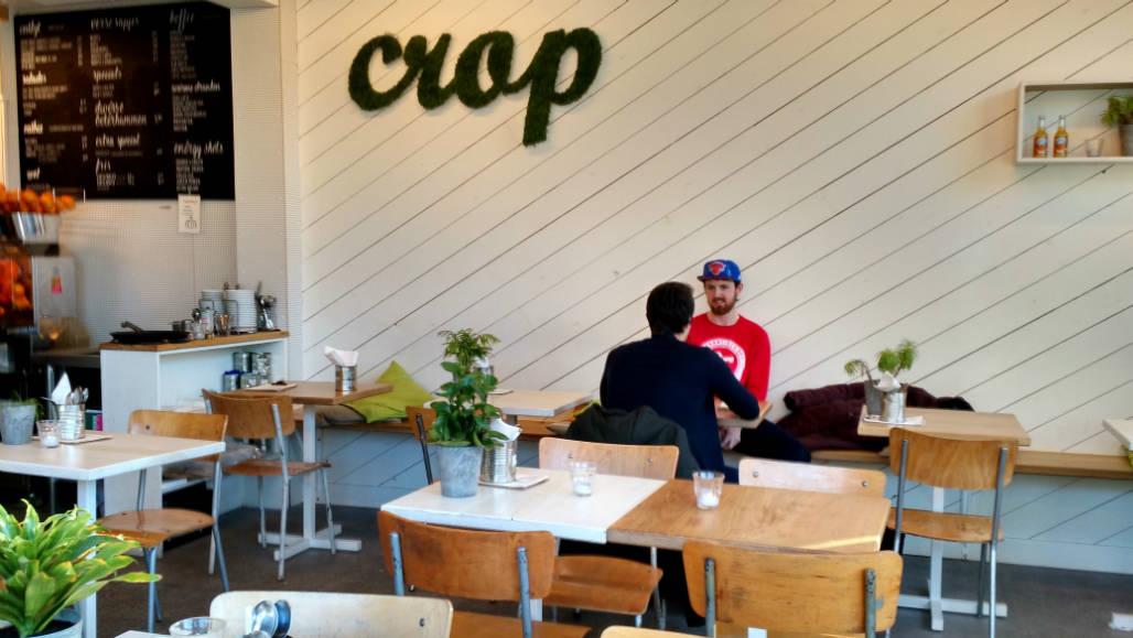 CROP saladebar Utrecht