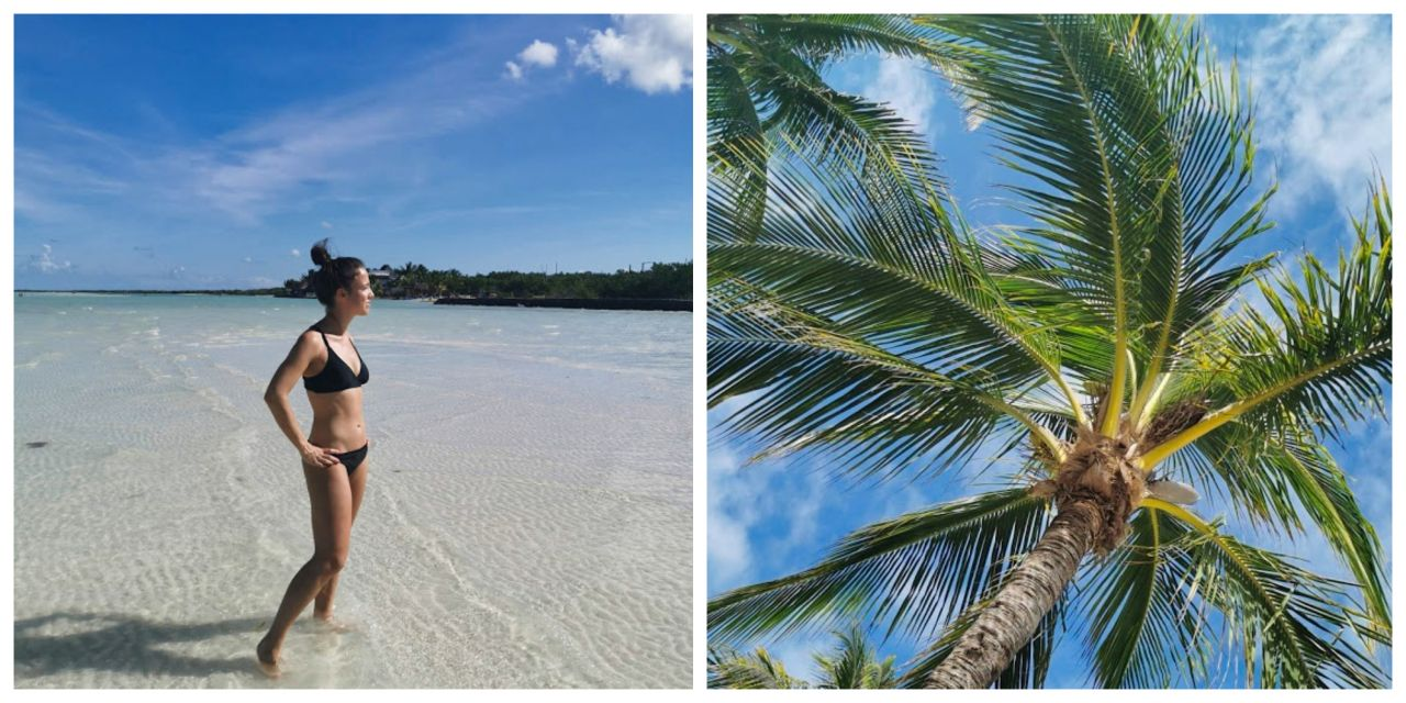 Mexico Isla Holbox bikini