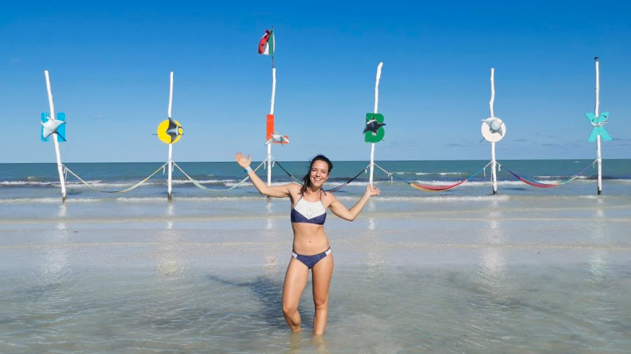 Mini Roadtrip Mexico Isla Holbox bikini3