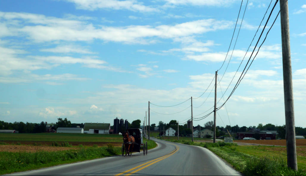 Amish USA Pennsylvania