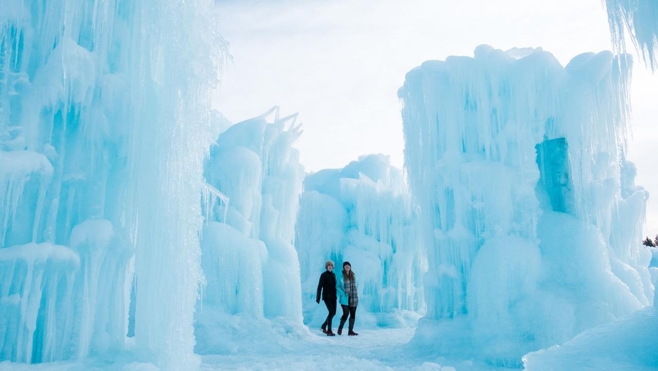 Edmonton IceCastles