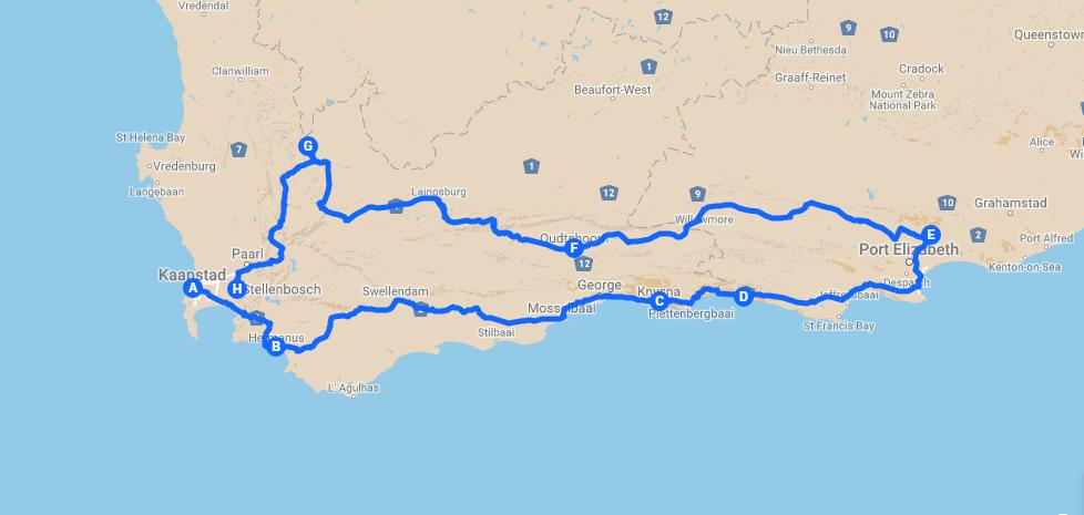 ZuidAfrikarondreis2