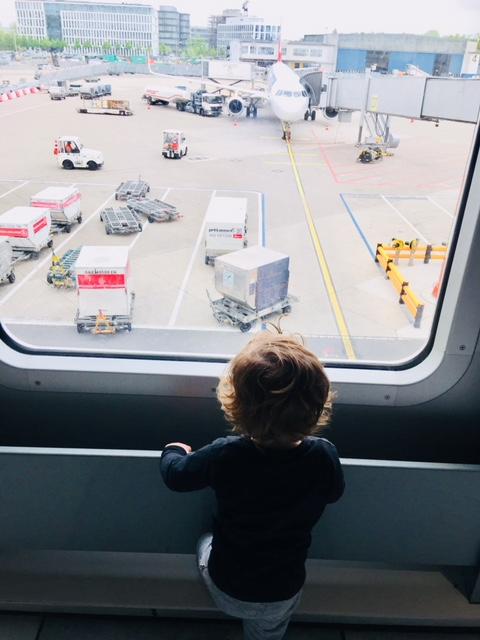 vliegen met kids tips