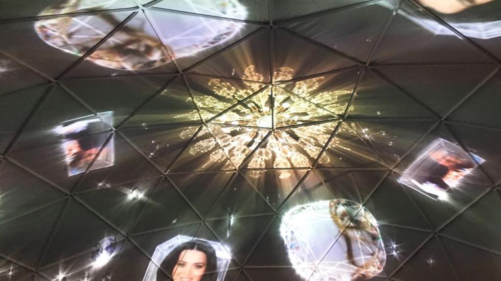 Antwerpen activiteit diamanten dome