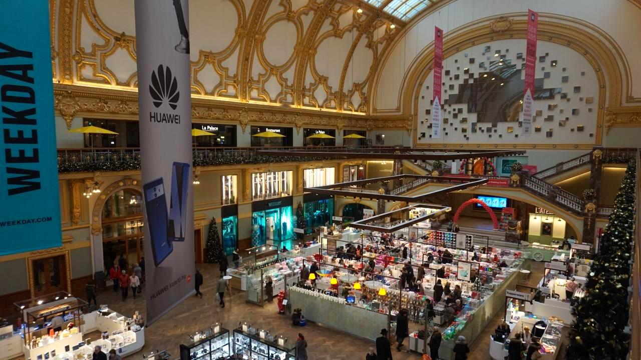 De Nieuwe Natie Shoppen Antwerpen