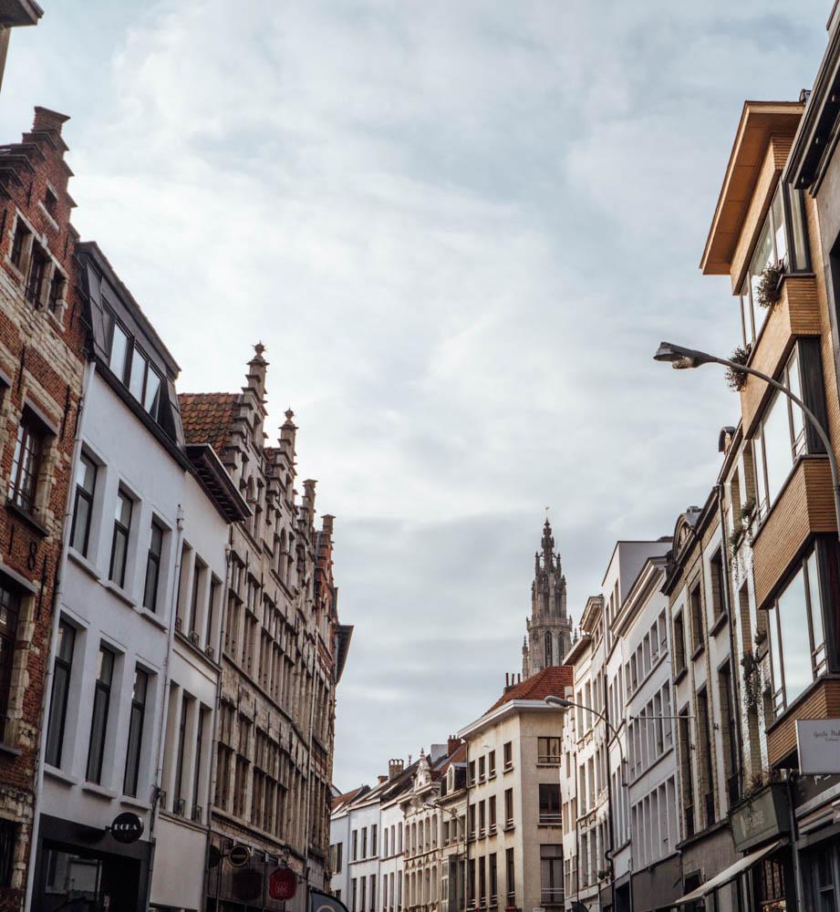 Kerk Onze Lieve Vrouw Kathedraal Antwerpen 2