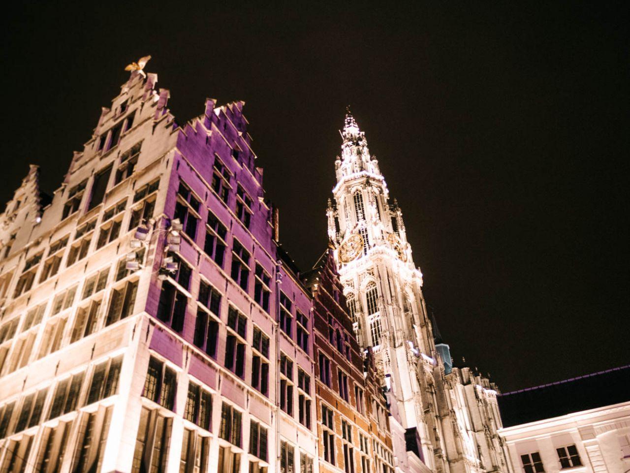 Kerstmarkt Antwerpen 3