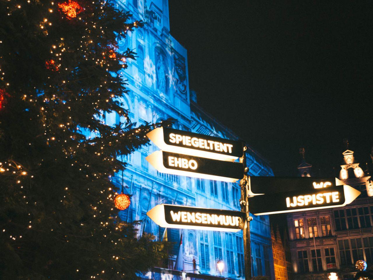 Kerstmarkt Antwerpen 6