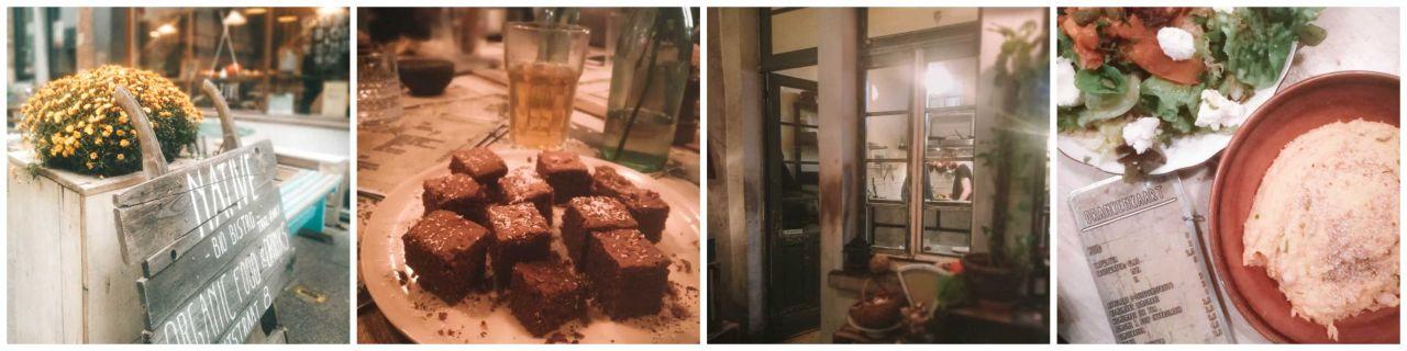 Restaurant Native Antwerpen collage