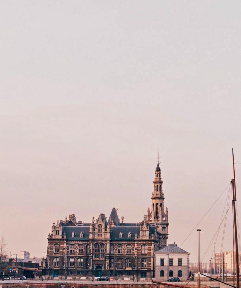 Straatbeeld Antwerpen1