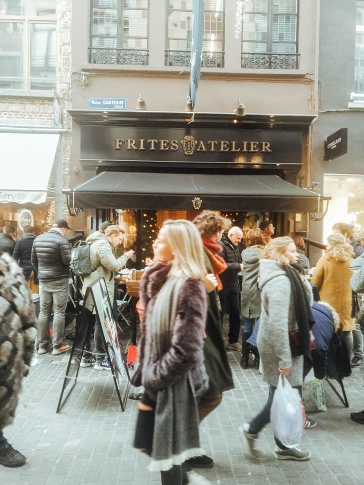 Straatbeeld Antwerpen 6
