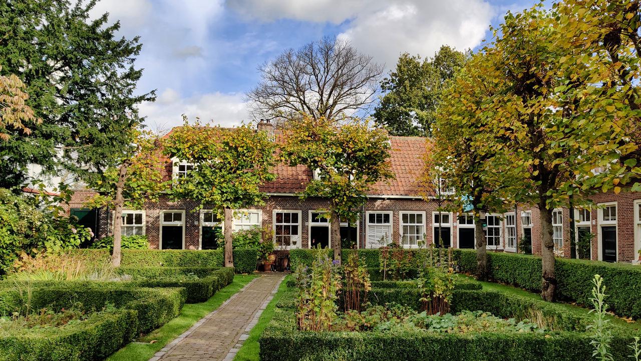 Delft hofjes