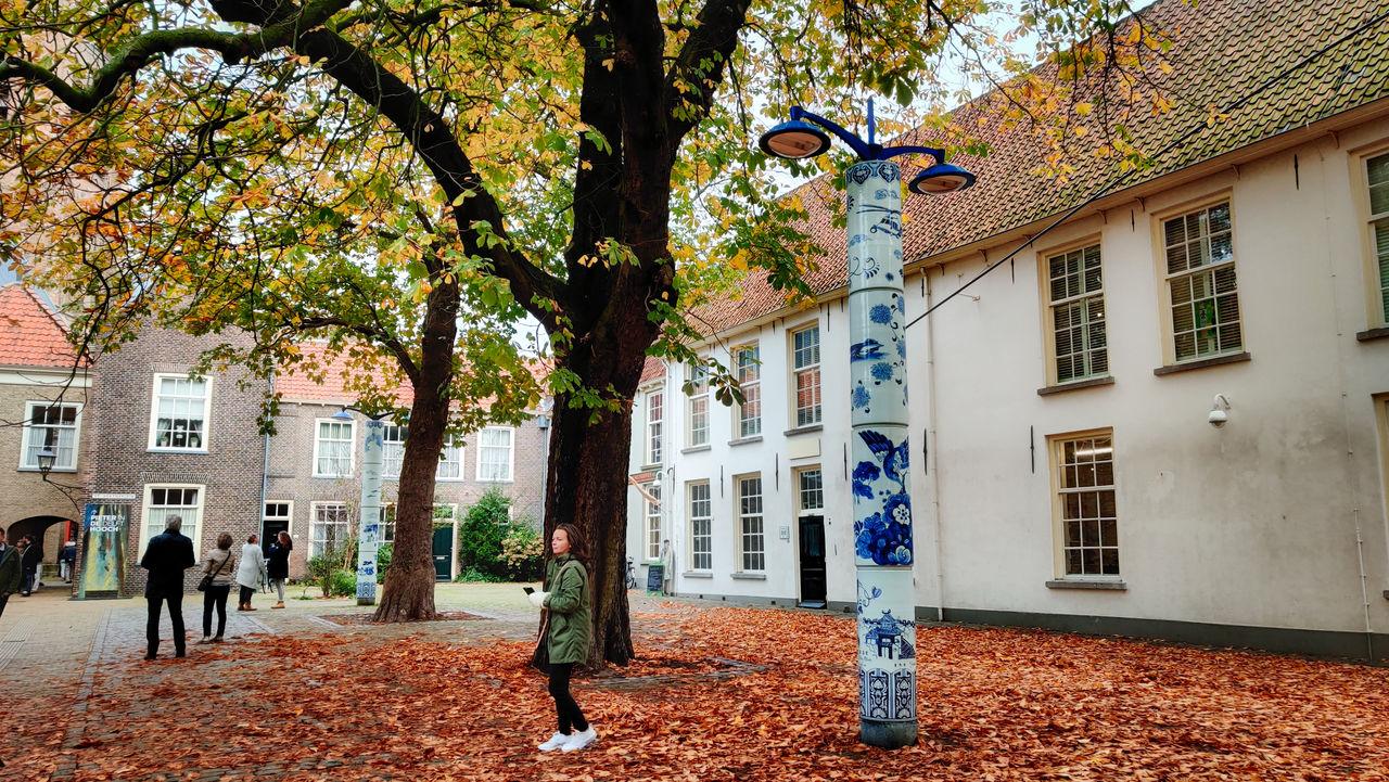 Delft museum Vermeer