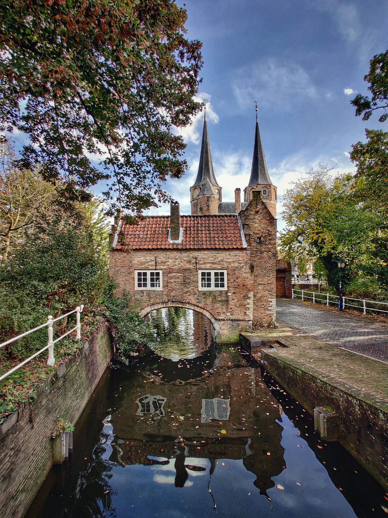 Delft stadspoort
