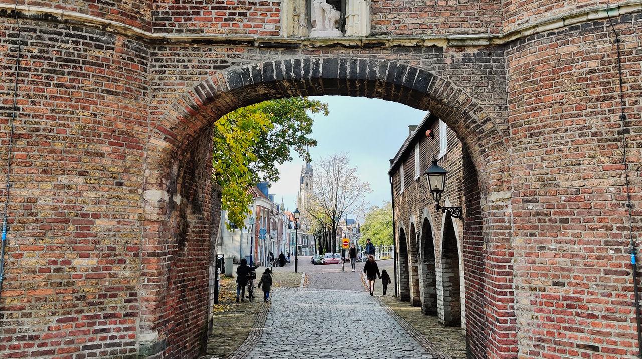 Delft stadspoort 1