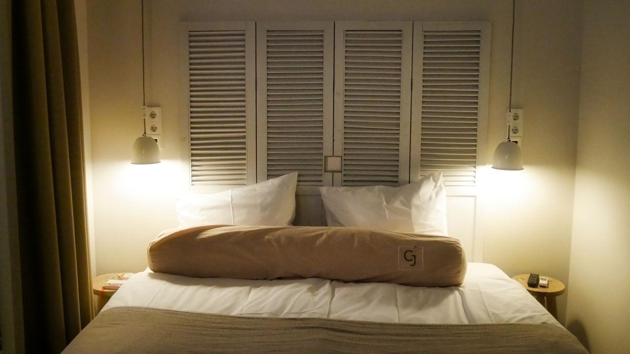 Hotel Casa Julia Delft slaapkamer