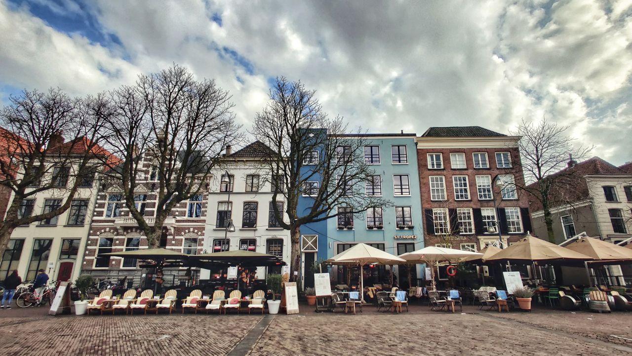 Deventer hanzestad stedentrip De Waag