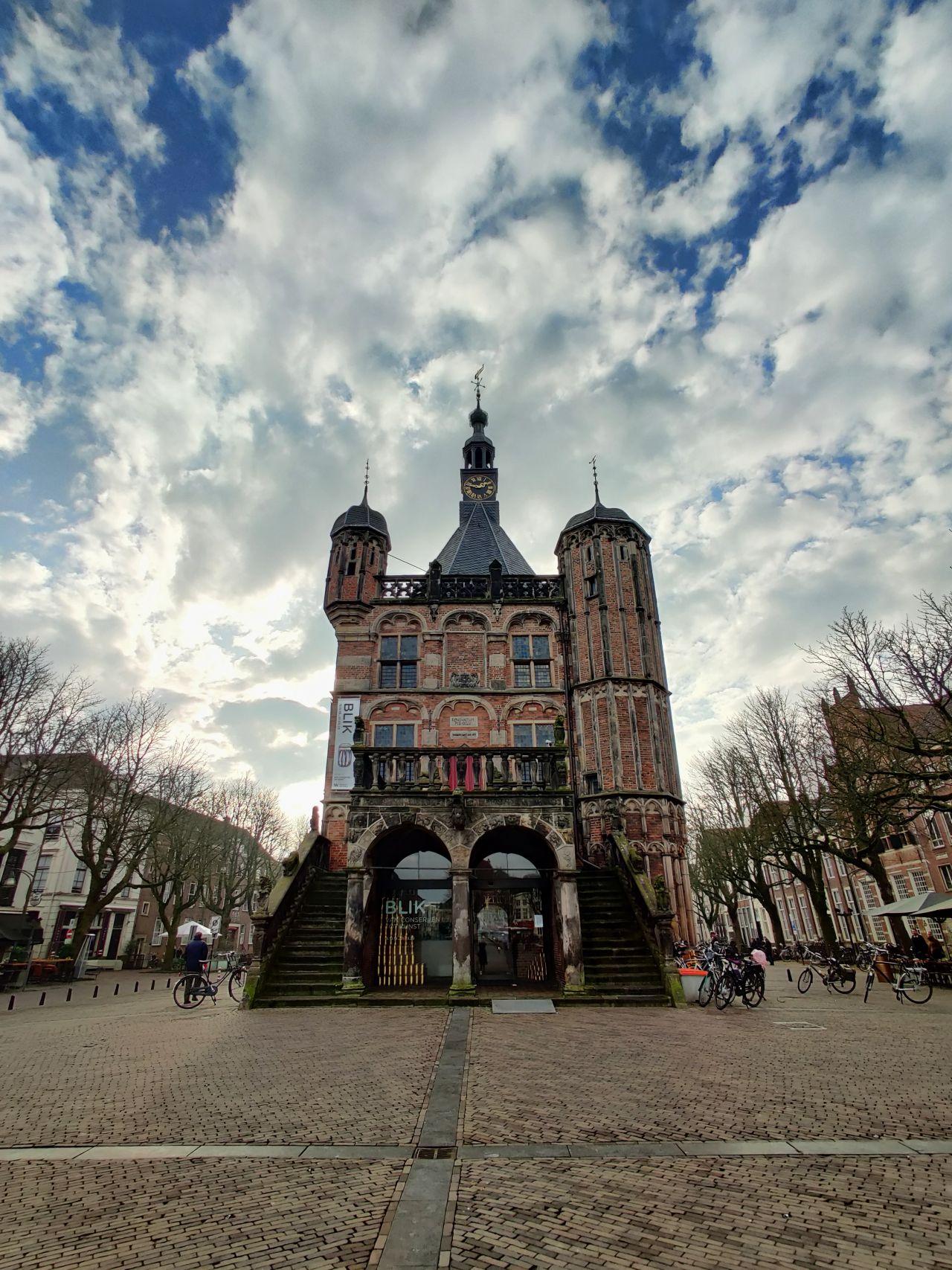 Deventer hanzestad stedentrip De Waag2