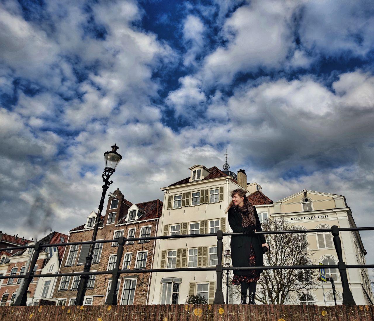 Deventer hanzestad stedentrip IJssel