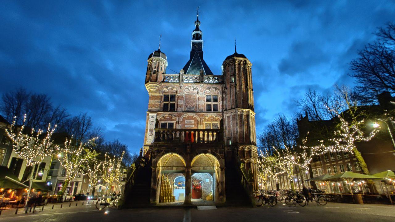 Deventer hanzestad stedentrip by night3
