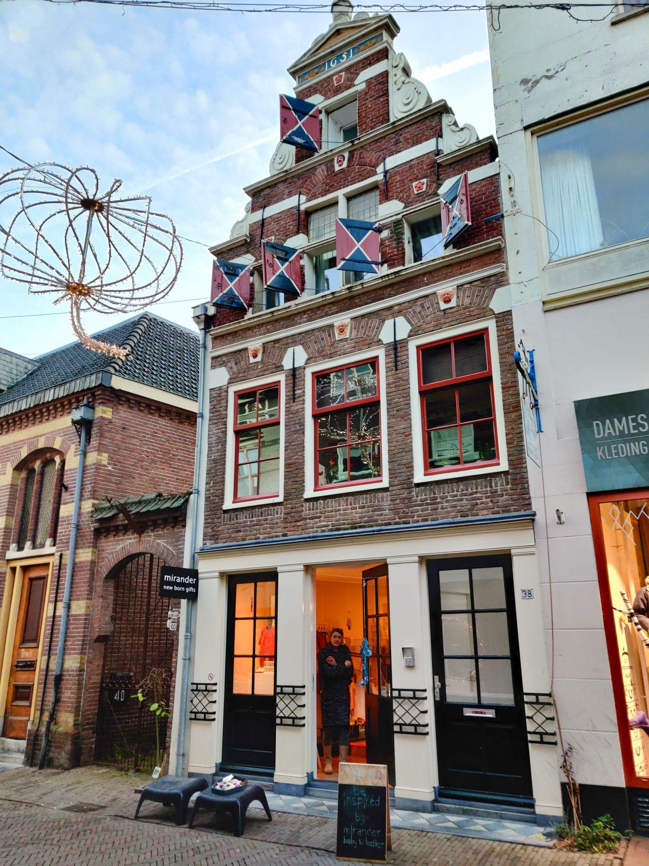 Deventer hanzestad stedentrip shoppen