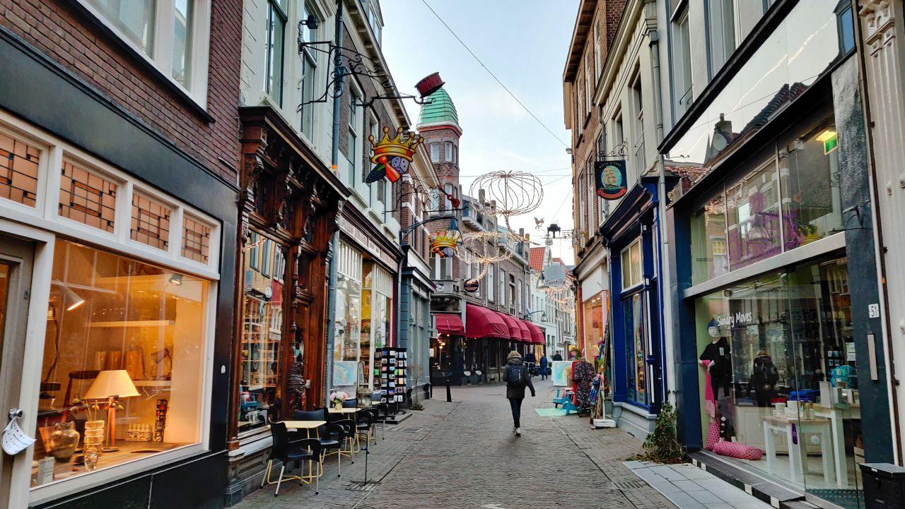 Deventer hanzestad stedentrip shoppen2