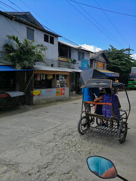 dorpje siargao 2 Filipijnen