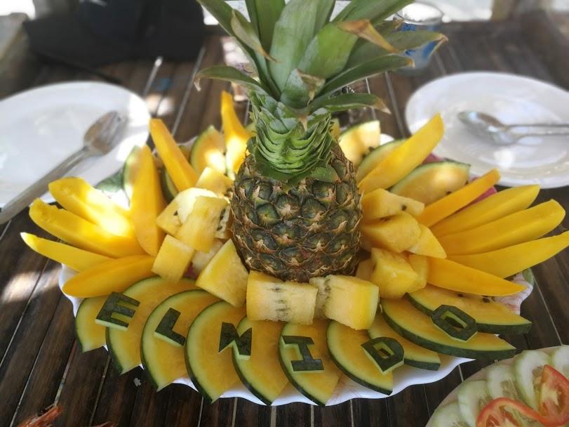 el nido fruit