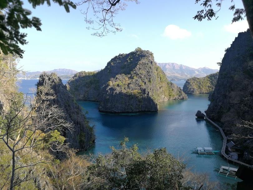 foto kayangan lake
