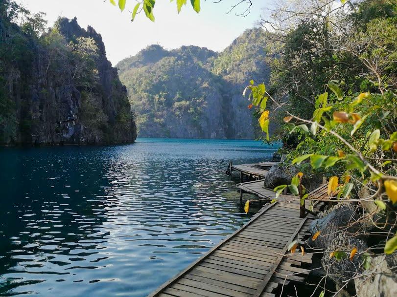 foto kayangan lake 2 Filipijnen