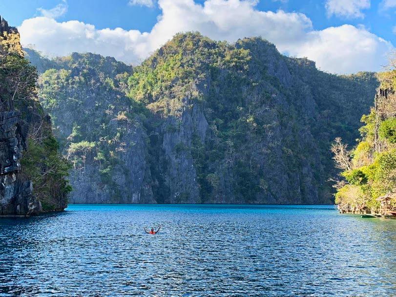 foto kayangan lake 3 Filipijnen