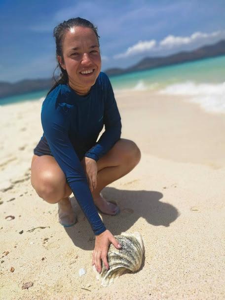 foto schelp Filipijnen