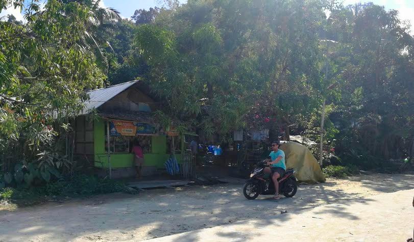 foto scooter port barton Filipijnen