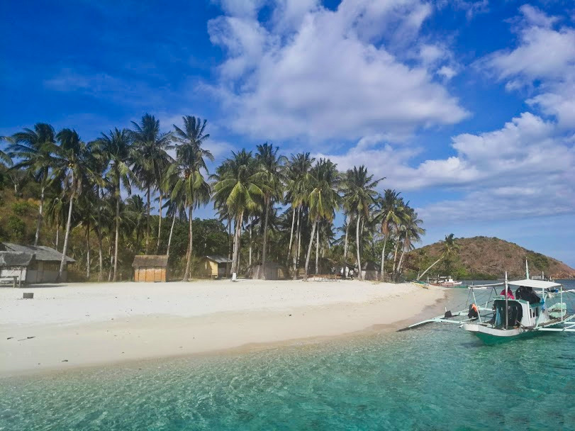 foto strand nr 1 Filipijnen