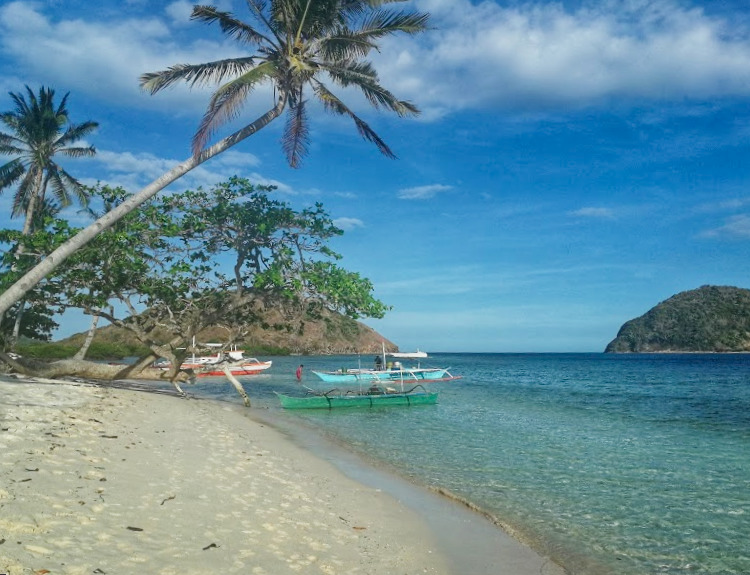 foto strand nr 2 Filipijnen