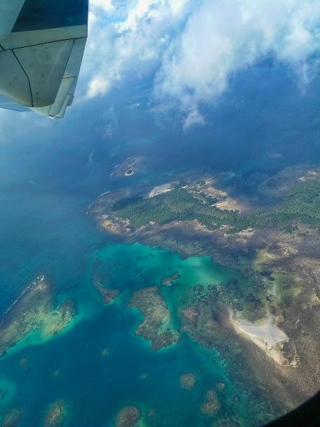 foto vliegtuig Filipijnen