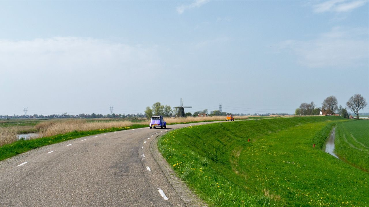 Ducktrail toeren eendjes Laag Holland2