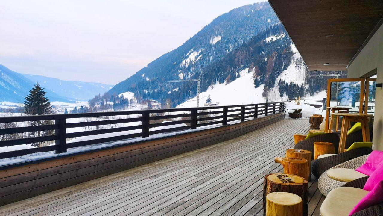 Zuid Tirol Italie Hotel La Casies5