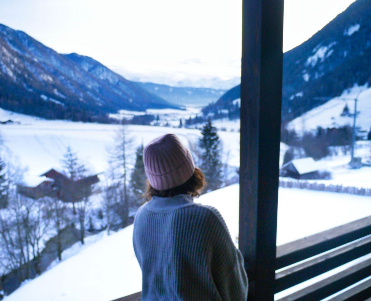 Zuid Tirol Italie Hotel La Casies6