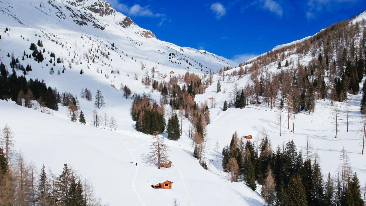 Zuid Tirol Italie Wintersport13
