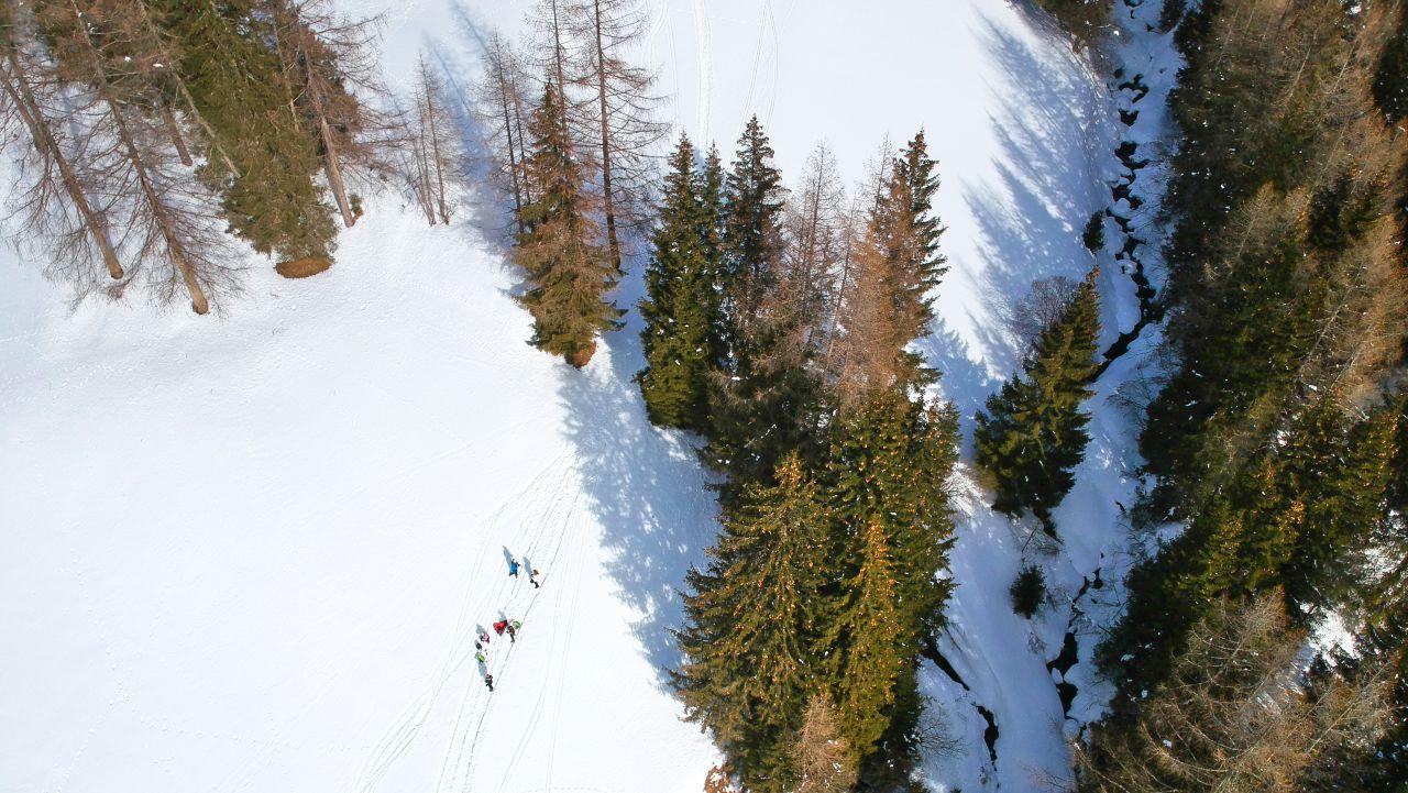 Zuid Tirol Italie Wintersport14