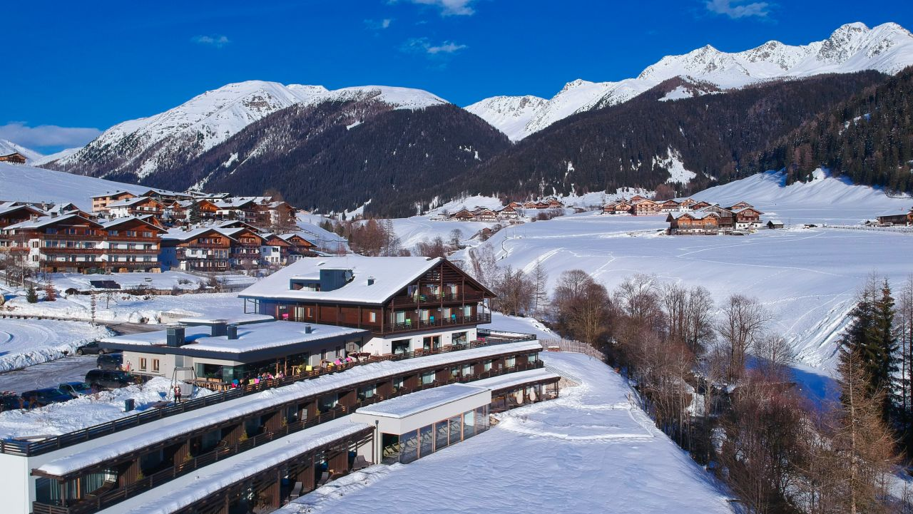 Zuid Tirol Italie Wintersport17